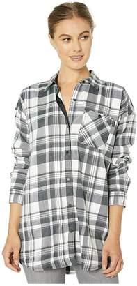 Burton Teyla Flannel Long Sleeve T-Shirt