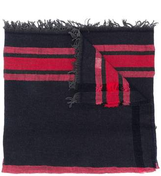 Daniele Alessandrini fringed scarfe