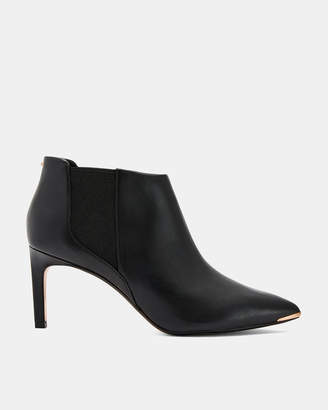 Ted Baker BERIINL Leather pointed ankle boots