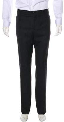 Dolce & Gabbana Wool Pinstriped Pants