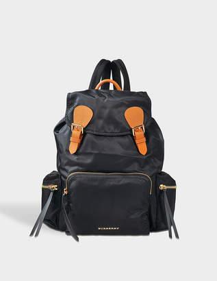 Burberry Rucksack Backpack in Black Nylon