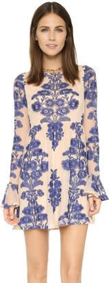 For Love & Lemons Temecula Mini Dress $211 thestylecure.com