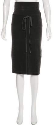 Humanoid Corduroy Pencil Skirt w/ Tags