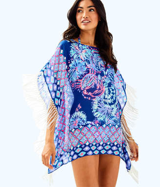 Lilly Pulitzer Womens Ginette Coverup