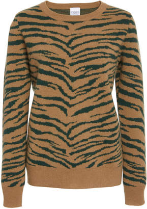 Madeleine Thompson Doc Wool And Cashmere-Blend Sweater