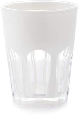 Mario Luca Giusti Double Face Acrylic Tumbler, White