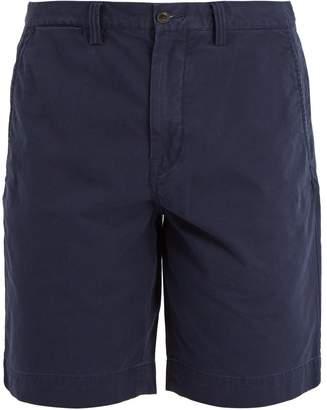 Polo Ralph Lauren Mid-rise straight-leg cotton-blend chino shorts
