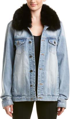 Ava & Kris Alana Oversized Jacket