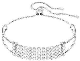 Swarovski Fit Crystal Row Bracelet