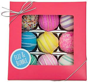 Fizz & Bubble 9-Pack Bath Truffles