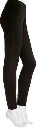 Me Moi MeMoi Textured Leggings - Women's