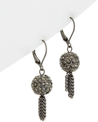 Rachel Reinhardt Plated Crystal Earrings