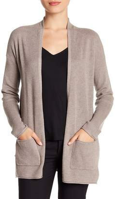 Philosophy di Lorenzo Serafini Open Front Long Sleeve Cardigan (Petite)