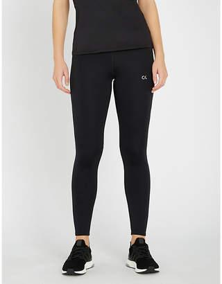 Calvin Klein 7/8 stretch-jersey leggings