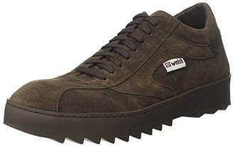 Mens Midsyle Wrapper Sole Hi-Top Trainers Walsh th1jn0