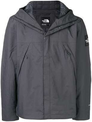 The North Face front zip hooded jacket