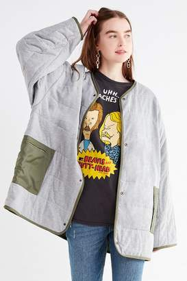 Urban Outfitters Lightweight Reversible Liner Jacket