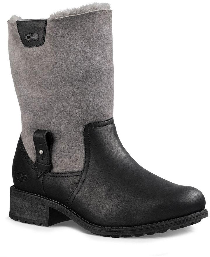 UGGBlack Chyler Leather Boot - Women