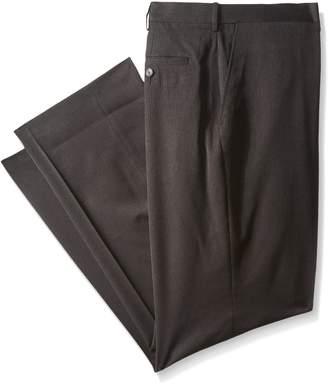 Haggar Men's Big-Tall Performance Heather Pinstripe Suit Separate Pant