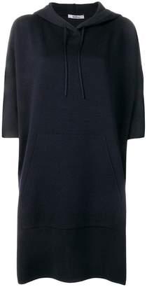 Max Mara long knitted top