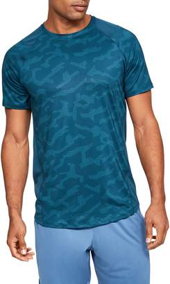 Under Armour MK1 HeatGear(R) Raglan T-Shirt