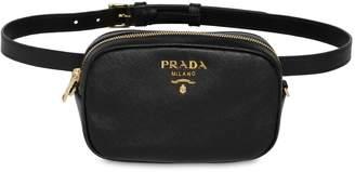 Prada Saffiano Leather Belt Pack