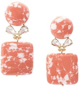 Lele Sadoughi drop earrings