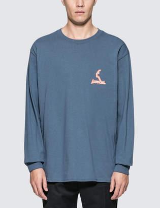 +Hotel by K-bros&Co Loopy Hotel FKK L/S T-Shirt
