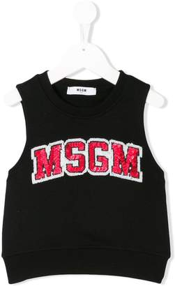 MSGM cropped logo top