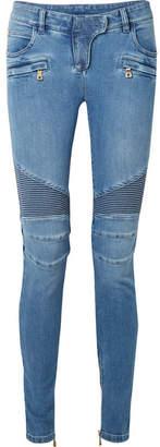 Balmain Mid-rise Skinny Jeans