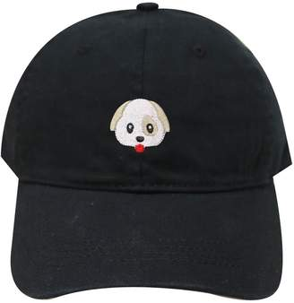 Hunter City C104 Cute Dog Cotton Baseball Dad Caps 26 Colors