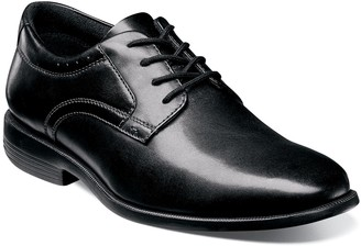 Nunn Bush Devine Men's Plain Toe Oxford Dress Shoes