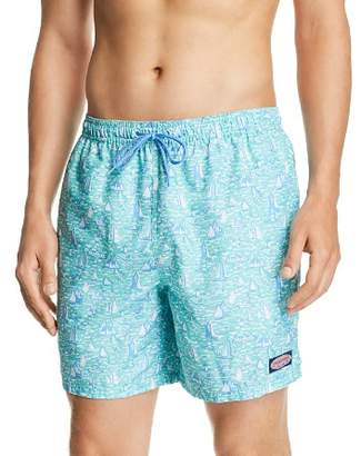 Vineyard Vines Sailing The Vineyard Swim Trunks