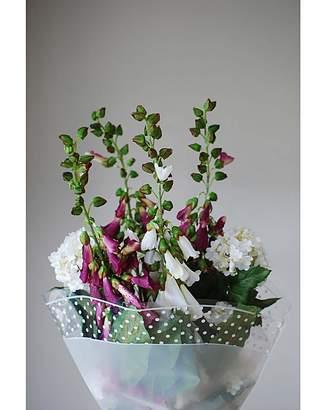 Fashion World Artificial Stem Bouquet Hydrangea