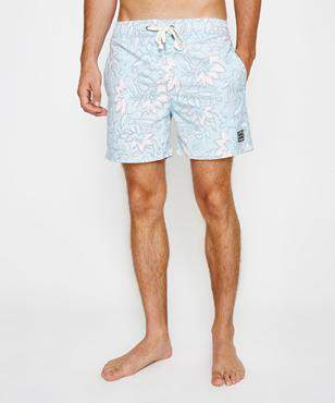 Insight Strange Days Boardshort Misty Lilac