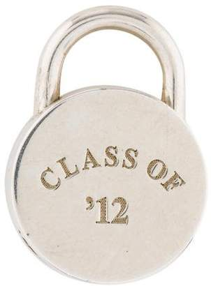 Tiffany & Co. Round Padlock Charm