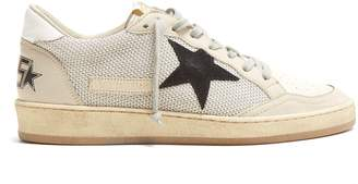 Golden Goose Ballstar low-top leather trainers