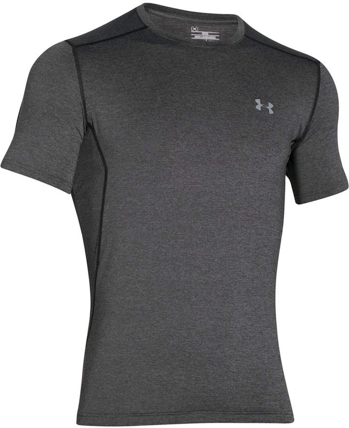 Under Armour Men's HeatGear Raid Fitted T-Shirt