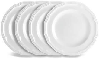 Mikasa Dinnerware, Set of 4 Antique White Bread and Butter Plates