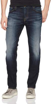 AG Adriano Goldschmied Men's Tellis Modern Slim Fit Union Dark Denim