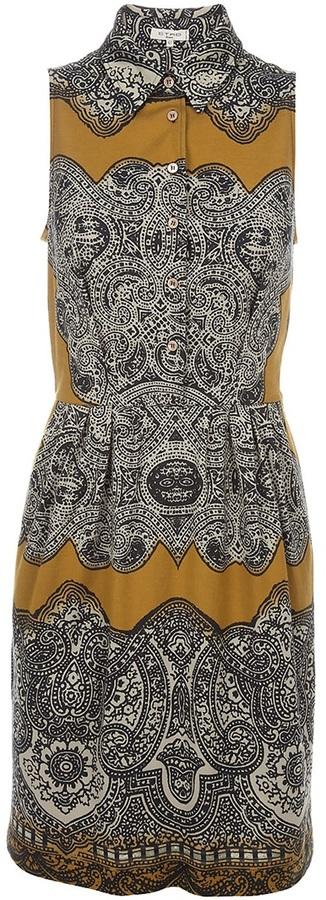 Etro Tribal print dress
