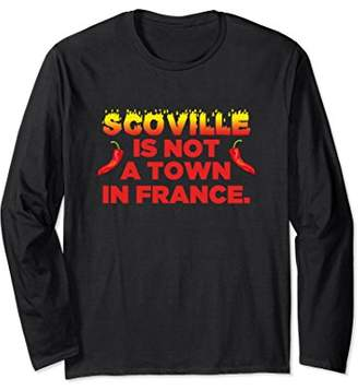 Funny Statement T-Shirt for Chili Pepper Fans