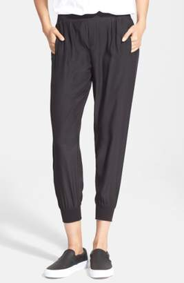 ATM Anthony Thomas Melillo Silk Jogger Pants