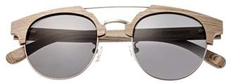 Earth Wood Kai Polarized Cateye Sunglasses