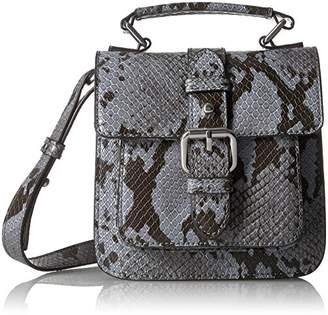 Armani Jeans Python Print Buckled Sling Bag a0b8e91f336a6