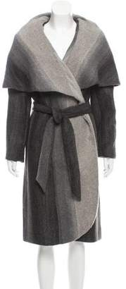 Zac Posen Alisha Wrap Coat w/ Tags