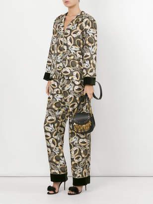 For Restless Sleepers Printed pyjama pants