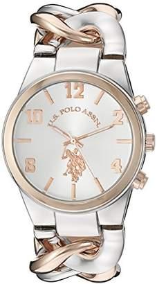 U.S. Polo Assn. Women's Quartz Metal and Alloy Casual Watch