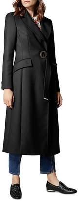 Karen Millen Tailored Wrap Coat
