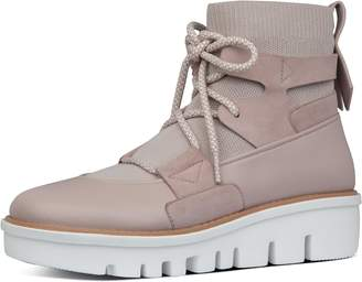 FitFlop Glace Knit Ankle Boots
